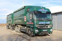 Mercedes Actros – nosič kontejnerů