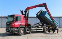 Scania řada P 380 CB